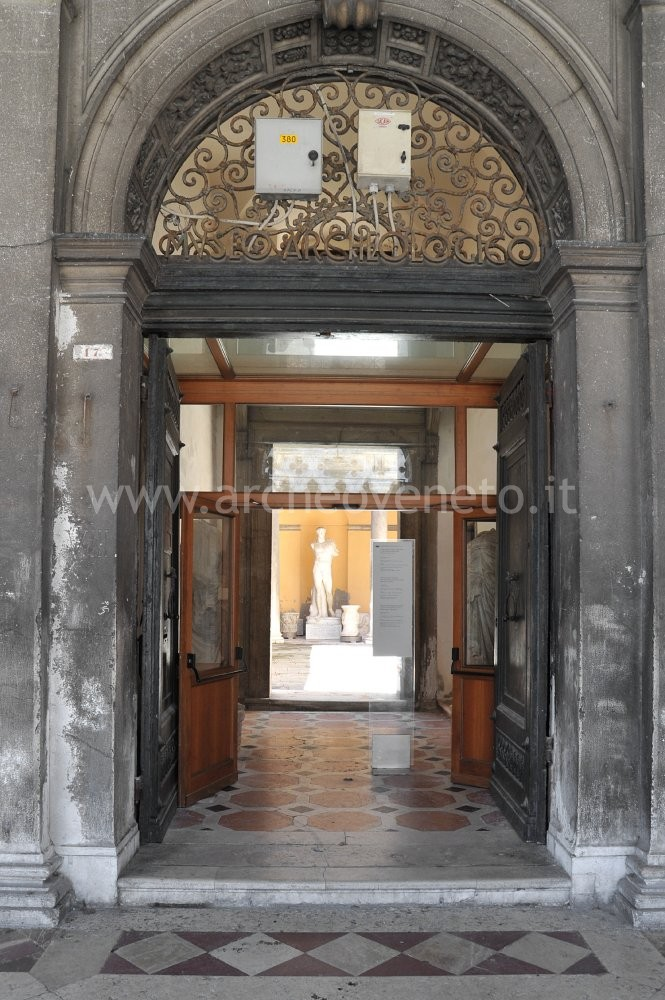 Museo Archeologico Nazionale - Venezia, scheda estesa