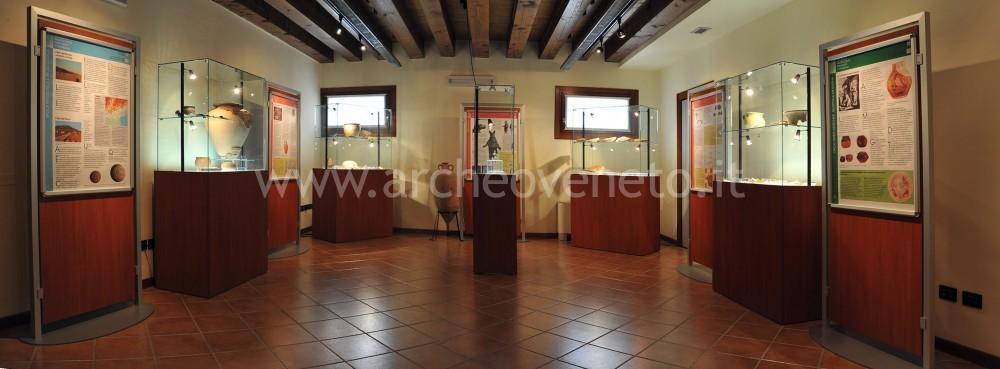 L Angolo Della Ceramica Costabissara.Esposizione Archeologica Permanente Costabissara Scheda Estesa