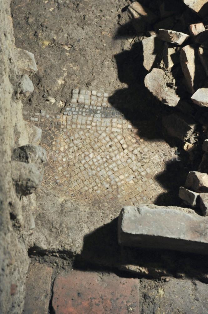 Palazzo della Ragione - scavi