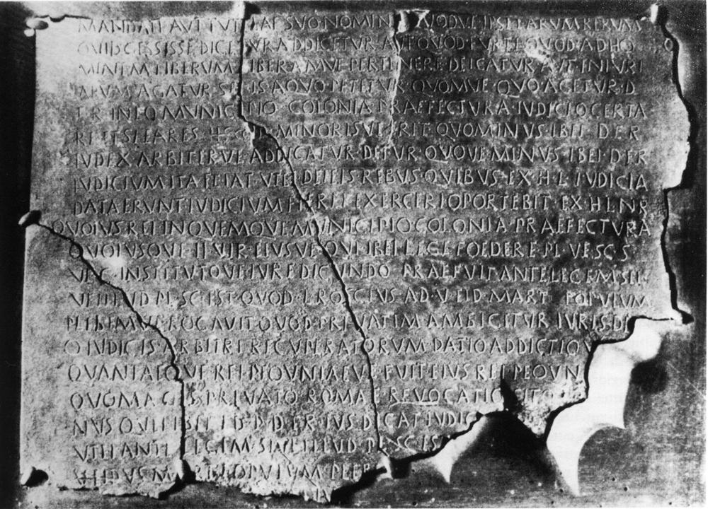 Fragmentum Atestinum
